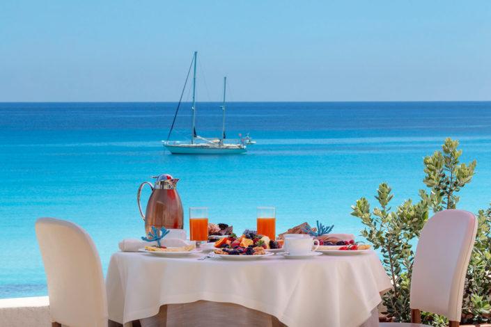 Fotografie per albergo a San Vito Lo Capo in Sicilia per foto pubblicitarie