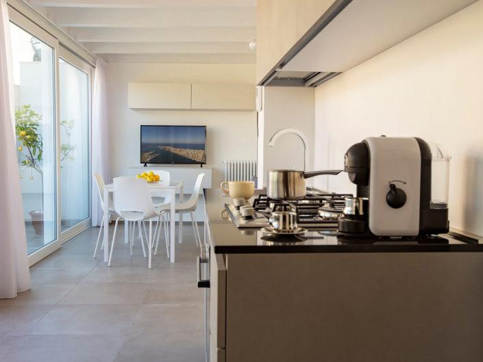 Fotografo per case vacanze in Sicilia, servizio fotografico appartamento a Trapani per pubblicità ed internet per web