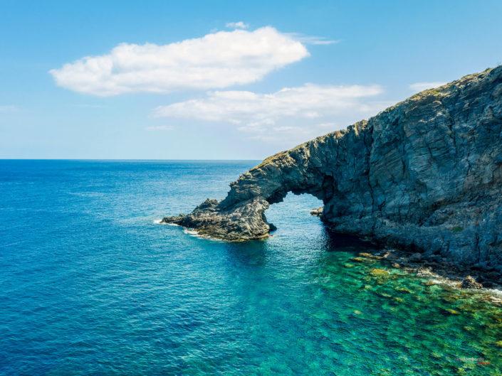 Pantelleria Arco dell'elefante fotografia naturalistica