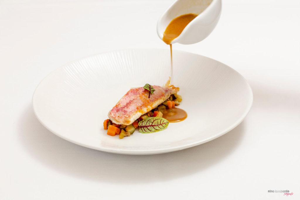 Fotografia di food per ristorante gourmet a Trapani e provincia