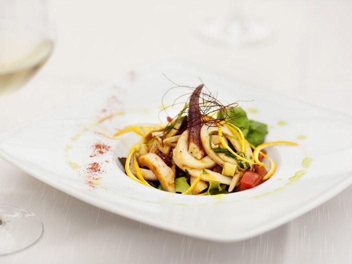 Food Photography. Fotografo di food per ristoranti, cafe gourmet, pasticcerie e gelaterie di gusto. Piatto di pesce a San Vito Lo Capo