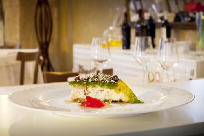 cassata siciliana con vino marsala