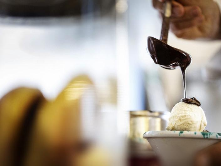 Food Photography. Fotografo di food per ristoranti, cafe gourmet, pasticcerie e gelaterie di gusto. il famoso caldo freddo siciliano a Trapani