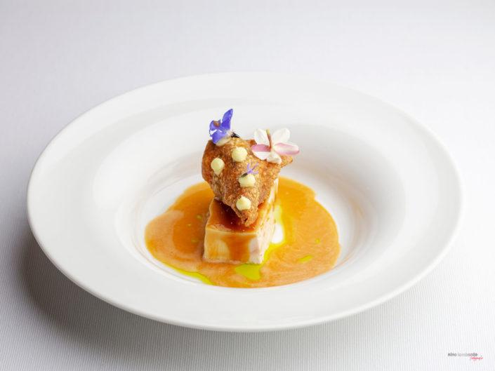 Pollo Gourmet Fotografie Cucina Gastronomica Mediterranea