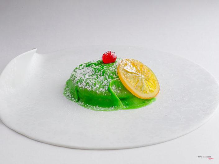 Foto di dolci siciliani per siti web e pubblicità di ristoranti e osterie gourmet