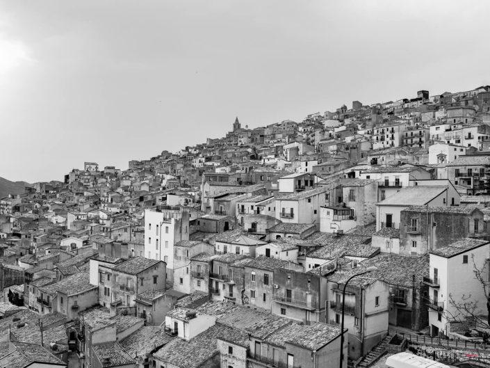 Prizzi Paesaggio siciliano
