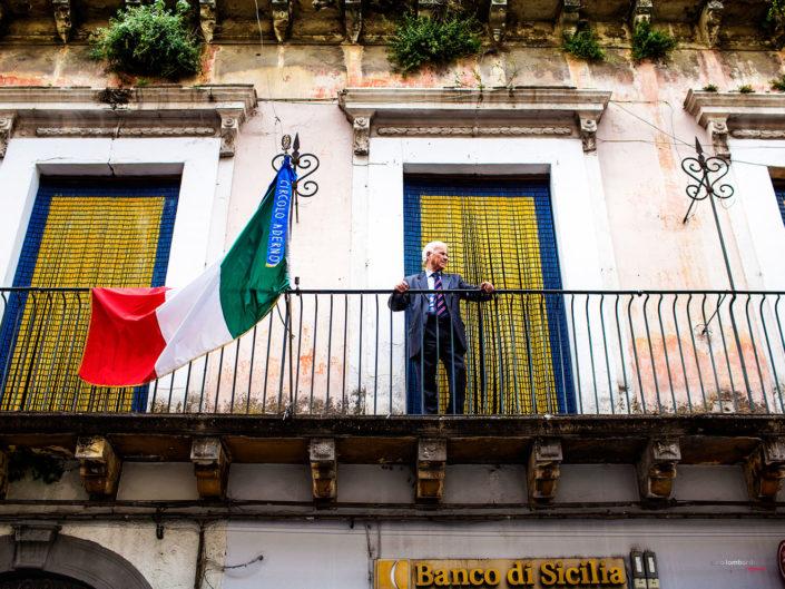 Tipico uomo da circolo Gente di Sicilia
