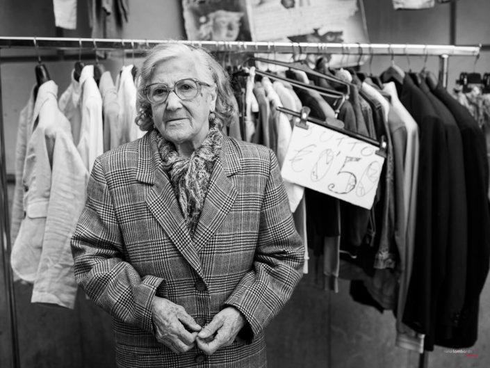 Ritratti di donne siciliane Per fotografia di Viaggio