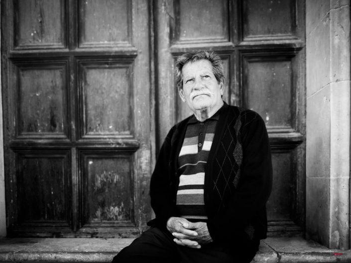 Gente di Sicilia In Strada Fotografia di viaggio