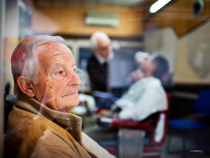 Uomini Siciliani Fotografia di Viaggio in Sicilia