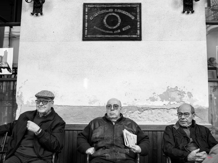 Ritratti di Persone fotografati in Sicilia