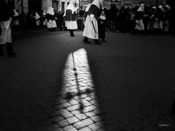 La settimana santa a Enna Fotografata per foto di viaggio