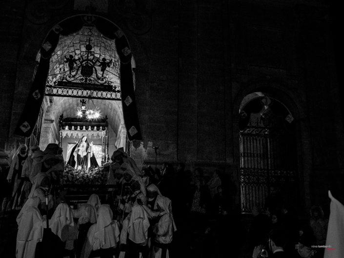 Reportage Settimana Santa a Enna, Fotografia di Viaggio